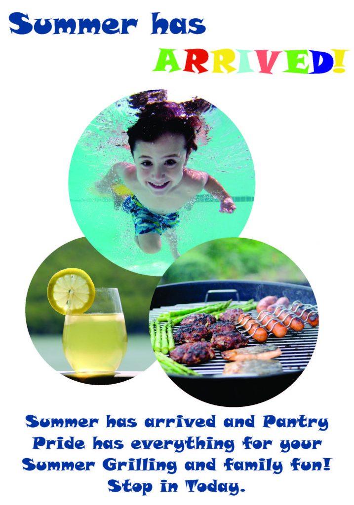 Pantry Pride- Summer 16